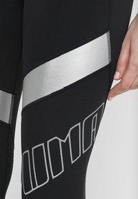Puma - ELITE SPEED - Legging - black/silver - 3