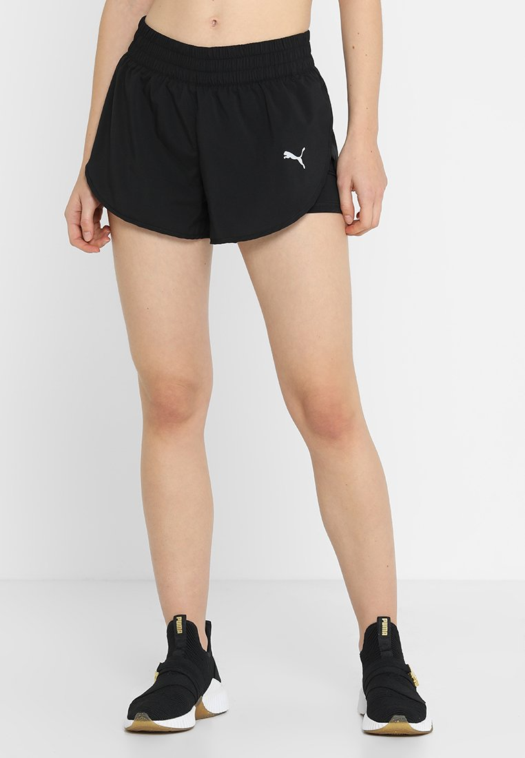 Puma - KEEP UP - Short de sport - black