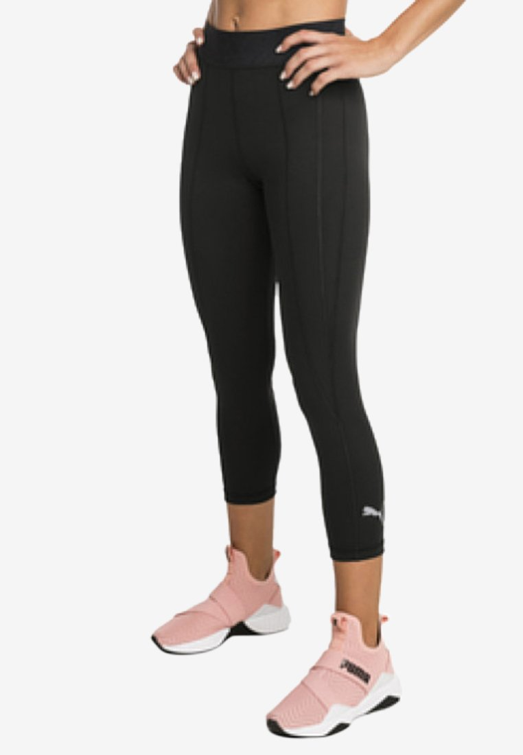Puma - OWN IT - Leggings - black