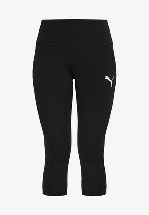 ACTIVE  - Pantalón 3/4 de deporte - puma black