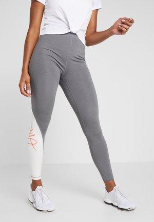 SWEET - Leggings - medium gray heather/whisper white