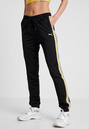 TRACK PANTS - Pantaloni sportivi - black