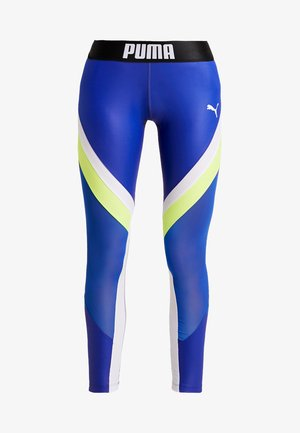 COLORBLOCK  - Legging - clematis blue