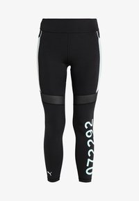 Puma - Legging - black/fair aqua - 4