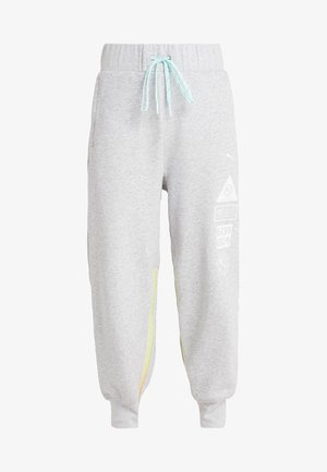 SG X PUMA TRACK PANT - Tracksuit bottoms - light grey heather