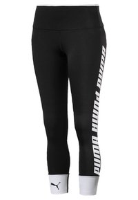 Puma - FOLDUP - Leggings - black - 5