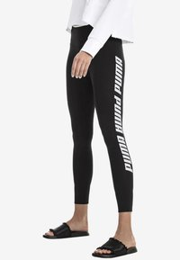 Puma - FOLDUP - Leggings - black - 0