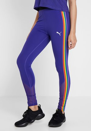 PERFORMANCE LEGGINGS - Collants - deep wisteria