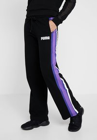 Puma - PERFORMANCE PANTS - Pantaloni sportivi - black - 0