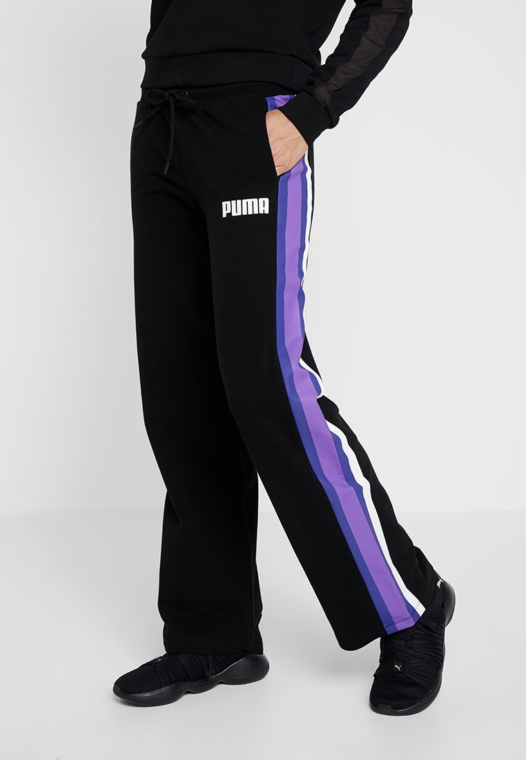 Puma - PERFORMANCE PANTS - Jogginghose - black