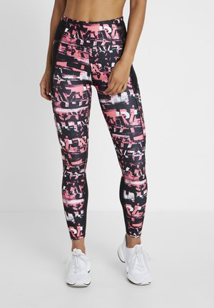 BE BOLD - Leggings - pink alert
