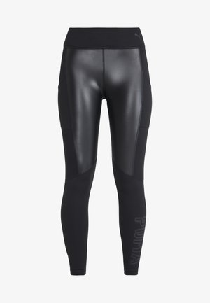 GET FAST WINTER  - Leggings - black