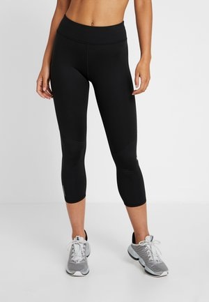IGNITE - Legginsy - black