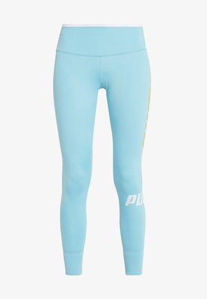 MODERN SPORT LEGGINGS - Legginsy - milky blue