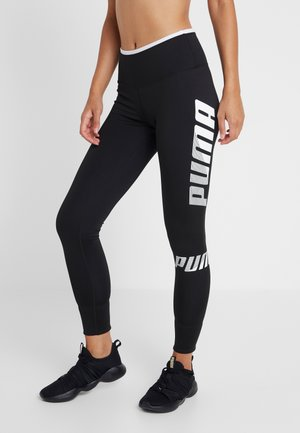 MODERN SPORT LEGGINGS - Tights - puma black