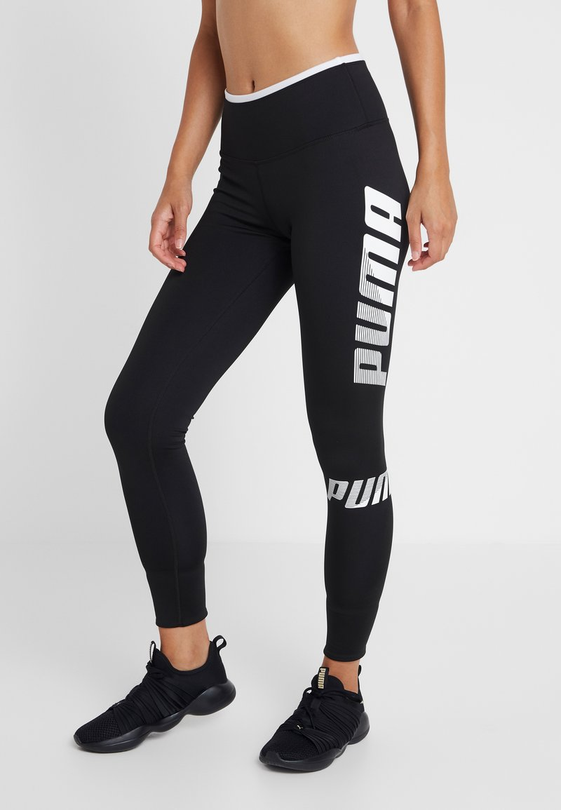 Puma - MODERN SPORT LEGGINGS - Leggings - puma black