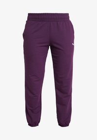 Puma - MODERN SPORT TRACK PANTS - Pantaloni sportivi - plum purple - 4