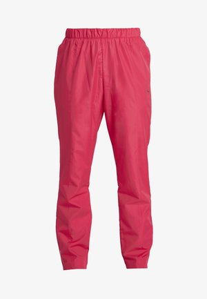WARM UP PANT - Tracksuit bottoms - rose