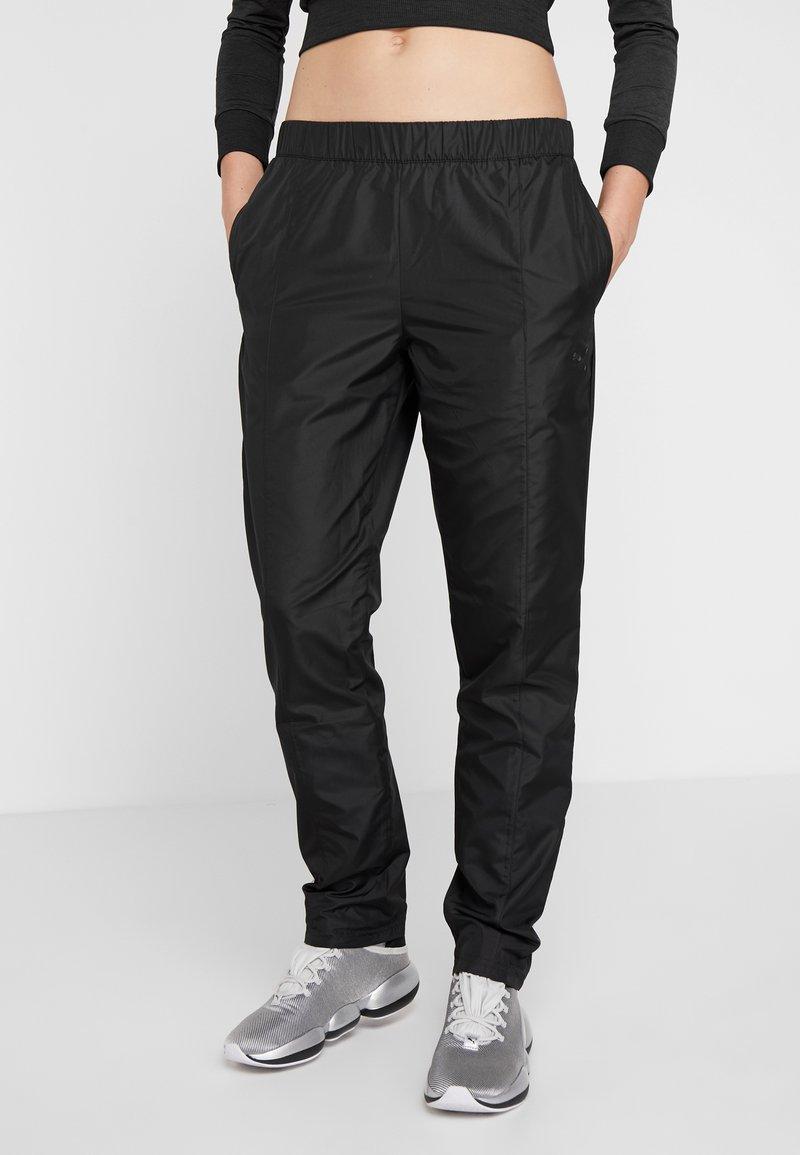 Puma - WARM UP PANT - Pantaloni sportivi - puma black