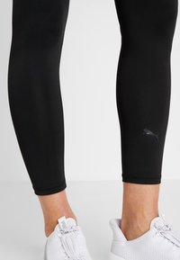 Puma - SOFT SPORTS LEGGINGS - Tights - puma black - 3