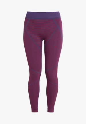 SEAMLESS LEGGINGS - Collants - imperial palace/persian red