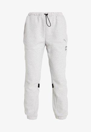 AL PANT - Verryttelyhousut - grey heather