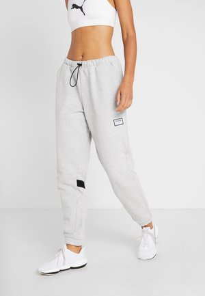 AL PANT - Tracksuit bottoms - grey heather