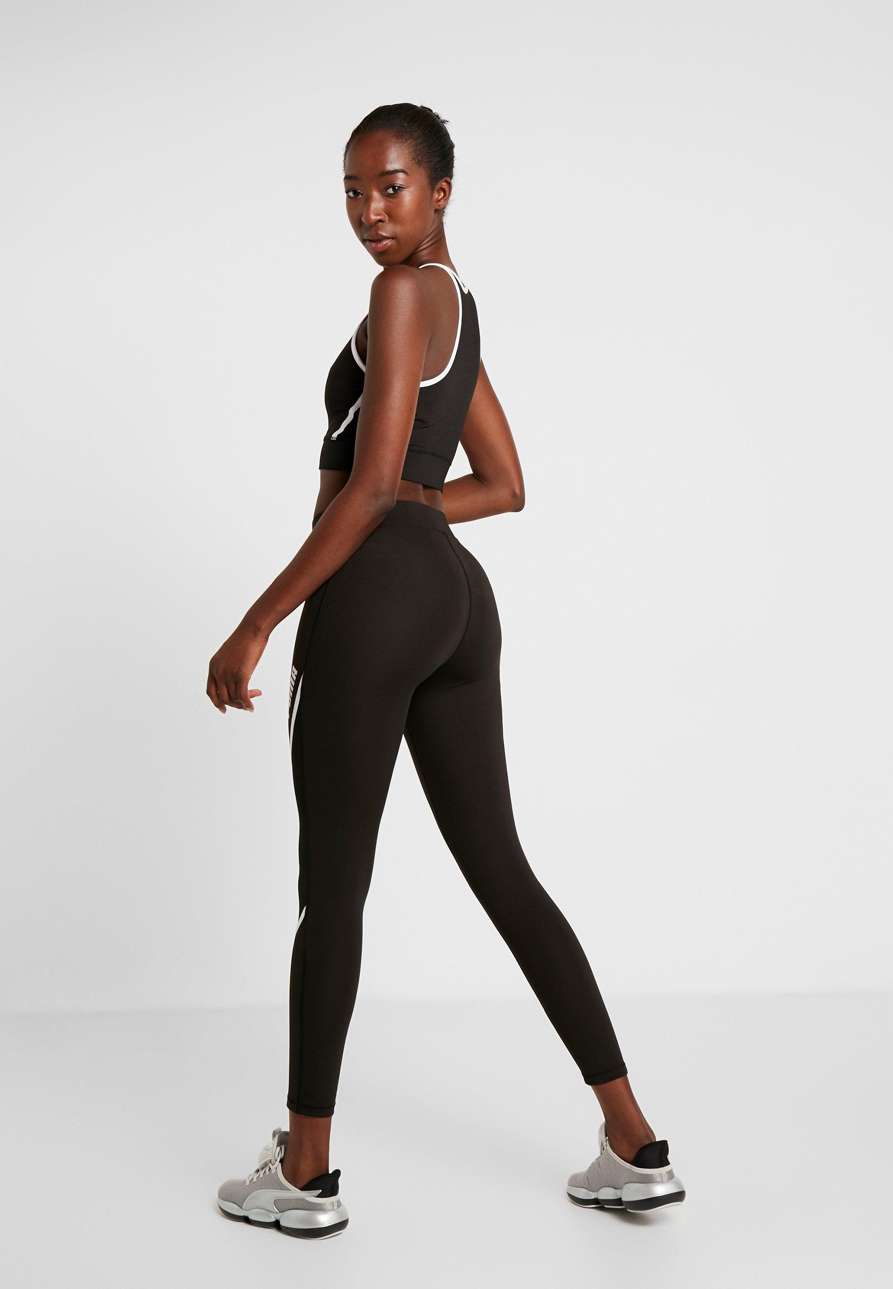 PAMELA REIF X PUMA LEGGINGS - Legging - black