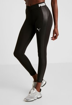 PAMELA  REIF X PUMA LEGGINGS - Legging - black