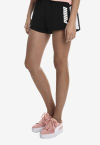 Puma - Sports shorts - black - 0