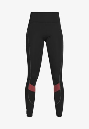 THE FIRST MILE ECLIPSE TIGHT - Trikoot - black/burnt russet