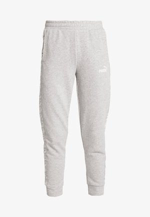 AMPLIFIED PANTS  - Verryttelyhousut - light grey heather