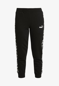 Puma - AMPLIFIED PANTS  - Trainingsbroek - black - 4