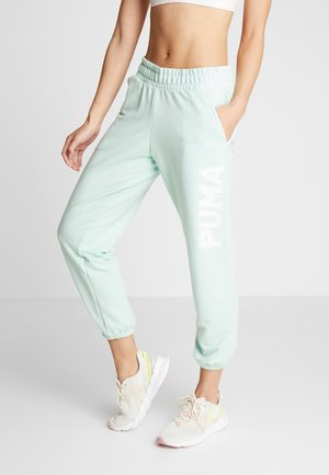 MODERN SPORTS PANTS - Trainingsbroek - mist green