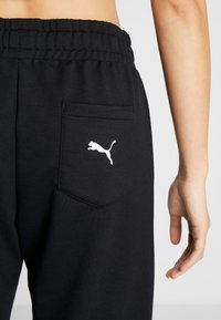 Puma - MODERN SPORTS PANTS - Tracksuit bottoms - puma black - 4