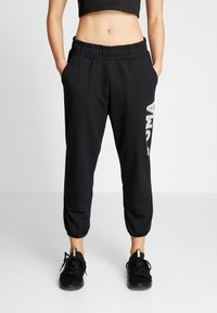 Puma - MODERN SPORTS PANTS - Tracksuit bottoms - puma black - 0