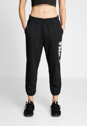 MODERN SPORTS PANTS - Teplákové kalhoty - puma black