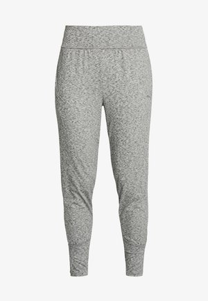 STUDIO TAPERED PANT - Träningsbyxor - medium gray heather