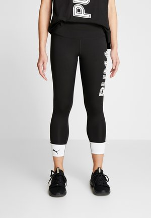 MODERN SPORTS LEGGINGS - Trikoot - black/white