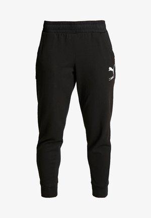 NU-TILITY PANTS - Teplákové kalhoty - black