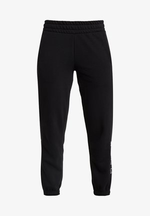 REBEL PANTS - Pantaloni sportivi - black