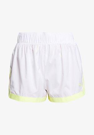 BE BOLD SHORT - Krótkie spodenki sportowe - white
