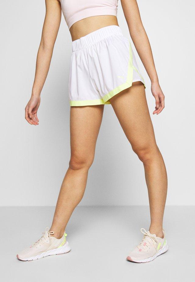 BE BOLD SHORT - Sports shorts - white