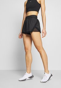 Puma - BE BOLD SHORT - Sports shorts - black - 0