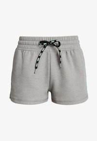 Puma - FEEL IT SHORT - Short de sport - medium gray heather/black - 5