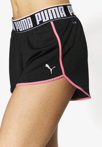 Puma - LAST LAP SHORT - Pantalón corto de deporte - black - 3