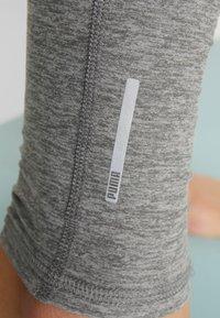 Puma - STUDIO ECLIPSE - Collants - medium gray heather/rosewater - 6