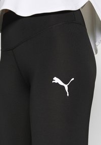 Puma - ACTIVE LEGGINGS - Collants - black