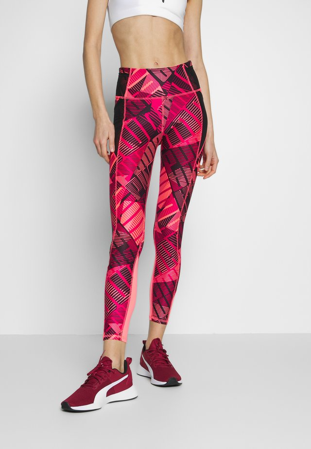 BE BOLD 7/8 - Collants - bright rose