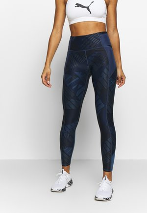BE BOLD 7/8 - Tights - dark denim